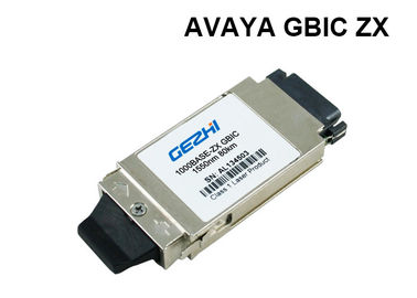 চীন GE Fiber Channel CWDM GBIC Transceiver 0℃~ +70℃ Operating Temperature সরবরাহকারী