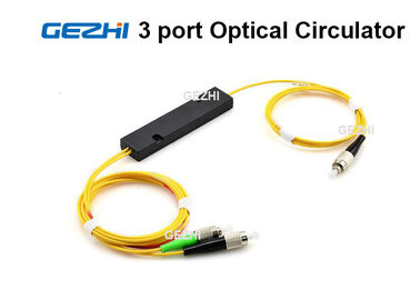 চীন ABS Fiber Optics Components Optical Circulator 3 Ports Fiber Optic Circualtor Module কারখানা