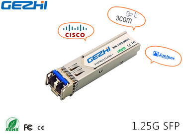 চীন 1G SFP 1310nm 20km SFP transceiver SFP Fiber Module compatible with verious brand কারখানা