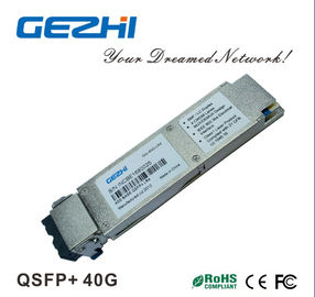 চীন LR4 40G QSFP+ Module Wavelength 1270~1330nm 10KM Transmission Distance পরিবেশক